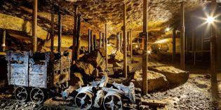 Bergwerk Tarnowskie Góry nun Weltkulturerbe