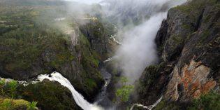 Aussichtsreich: Wasserfall-Spektakel Vøringsfossen
