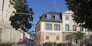 Ilmenau – wo einst Goethes Studierstube lag