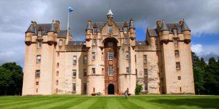Schottlands Castle Trail:Faszination zwischen Märchenschloss und Burgruine