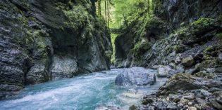 Berauschende Schlucht mit besonderem Reiz: Die Partnachklamm in Garmisch-Partenkirchen