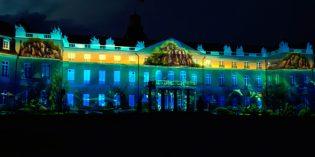 Umsonst + draußen: Schlosslichtspiele in Karlsruhe