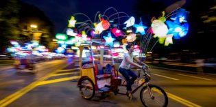 Wenn Glühwürmchen durch Philadelphia rollen…