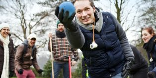 """Boßeltour und Grünkohl-Studium in der """"Kohltourhauptstadt"""" Oldenburg"""