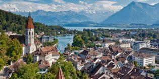Schweizer Perlen: Thun, Biel, Solothurn und Baden