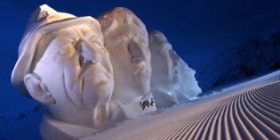 Ischgl feiert 25 Jahre Kunst aus Schnee