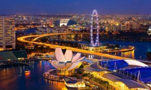 Singapur erfreut sich wachsender Beliebtheit