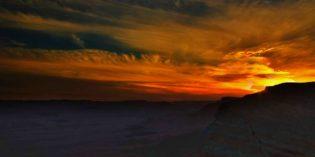 Ramon Krater wird erster Sternenpark der Levante