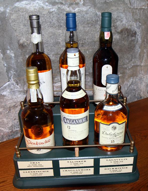 Noch heute werden in Schottland zahlreiche hochwertige Whisky-Sorten hergestellt. (Foto Karsten-Thilo raab)