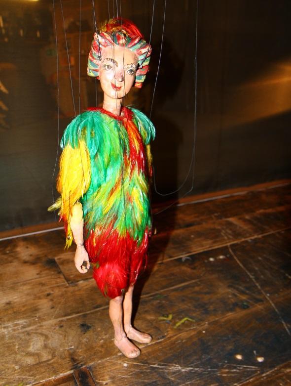 Die Spielkunst am Marionettentheater in Salzburg wurde von UNESCO zum immateriellen Weltkulturerbe erhoben. (Foto Karsten-Thilo Raab)