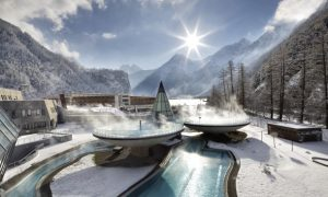 Aqua Dome – Badespaß im Tiroler UFO