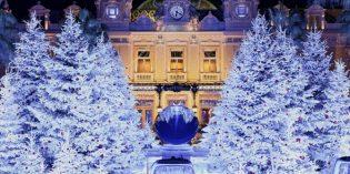 Magische Weihnachten unter Monacos Sonne