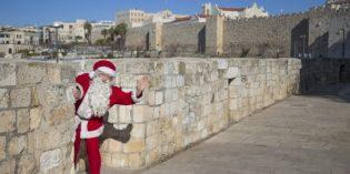 Stimmungsvolle Weihnachten im Heiligen Land
