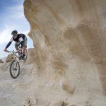 Der Israel Bike Trail geht ins und ans Netz