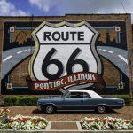 Kitsch und Kult entlang der Route 66 in Illinois