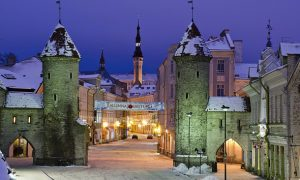 Nicht nur in Tallin: Estland feiert 100. Geburtstag