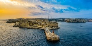 Valletta voller Vorfreude auf Kulturhauptstadtjahr