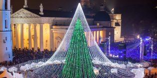 Weihnachtsbräuche und Silvester-Traditionen: So feiert Litauen zum Jahresende