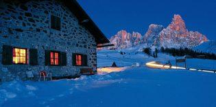 Sonnenaufgang auf der Piste: Trentino Ski Sunrise