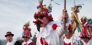 UNESCO-Welterbe zum Mitfeiern:In Böhmen und Mähren beginnt die närrische Zeit