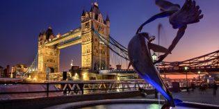 London auf die sparsame Art und Weise