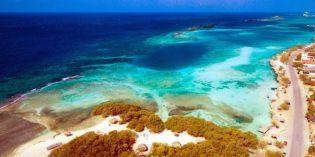 Die Karibikinsel Aruba von der romantischen Seite