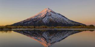 Ein Vulkan erwacht zum Leben: Der Mount Taranaki wird zur Person erklärt