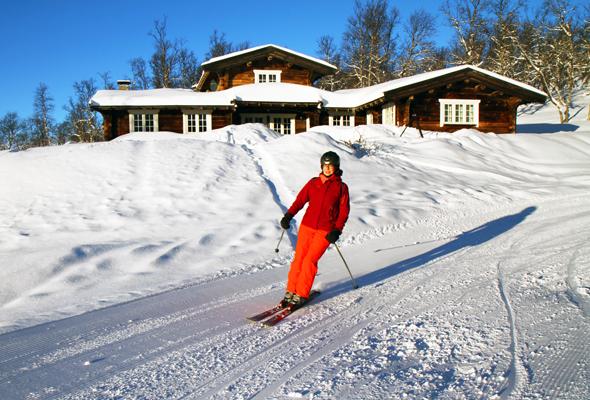 Das kleine, aber feine Skigebiet hält Pisten für alle Könnerstufen vor. (Foto Karsten-Thilo Raab)