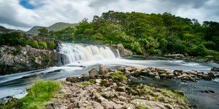 Hoch hinaus:Bergwandern in Connemara