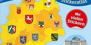 Wie Bayern, Bremen, & Co im Gehirn kleben bleiben: Stickerspaß für Kids