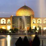 Ausgerechnet in den Iran…