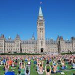 Namaste Ontario! Ungewöhnliche Yoga-Orte