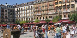 48 Stunden im spanischen Pamplona