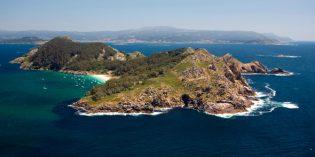 Galicien: Zugangsbeschränkung für die Cies-Inseln