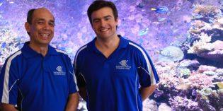 Kostenfrei in Australiens renommiertestes Meeresforschungsinstitut