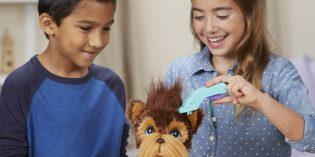 Gewinnspiel: Kuscheliger Begleiter für kleine Hunde-Stylisten
