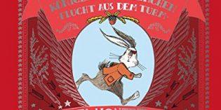Im unablässlichen Einsatz für das Gute: Die Königlichen Kaninchen von London