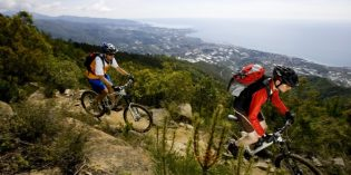 Neue Bike-Packing-Route in Ligurien