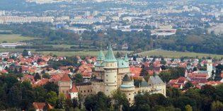 Geheimnisvolle Burgen im slowakischen Trenčin