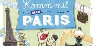 Paris, London, Rom und New York entdecken: Lonely Planet Kinderreiseführer zu gewinnen