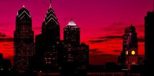 Philadelphia von seiner grünen Seite