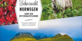 Bilderreise durch das Land der Mitternachtssonne – hochwertige Norwegen-Bücher zu gewinnen!