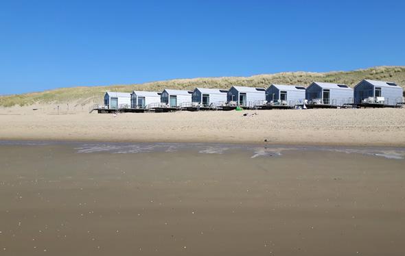 Der herrliche breite Strand bietet Platz für eine Vielzahl an Aktivitäten. (Foto Karsten-Thilo Raab)