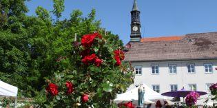 Rosen- und Gartentage im Tölzer Land