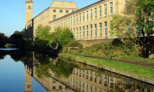 Saltaire – famoses Welterbe mit Beigeschmack