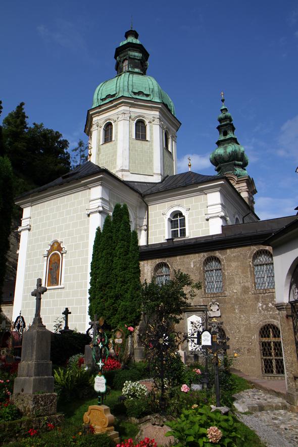In Salzburg finden sich allein über 20 barocke Kirchenbauten. (Foto Karsten-Thilo Raab)