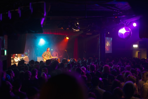 Live-Musik in Melbourne