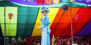 Cheung Chau Bun Festival: Hongkong feiert mit Brötchen und schwebenden Kindern