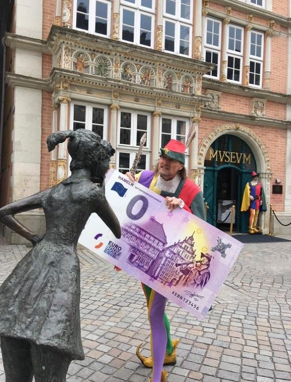 Null-Euro-Schein