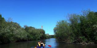 Hannover vom Kanu aus entdecken
